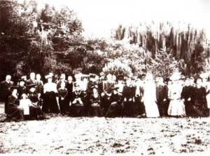 gardens_wedding_party_1900s